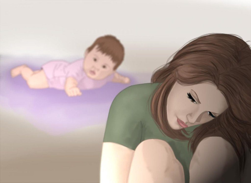 Para tratar a depressão pós-parto, indica-se o uso de medicamentos combinado com sessões de psicoterapia
