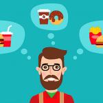 Ao comer sobretudo pelo bem-estar que sentem, muitas pessoas acabam dependentes dessa sensação de prazer