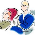 Como é feito o diagnóstico antes de iniciar o tratamento psiquiátrico?